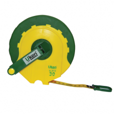 MEASURING TAPE CLOSE TYPE FIBER 30 MTR-13MM