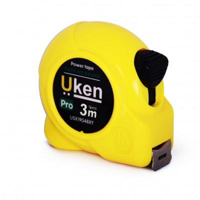 MEASURING TAPE 3 MTR (16MM) YELLOW