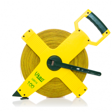 MEASURING TAPE  OPEN BODY FIBER 100 MTR-13MM