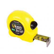 MEASURING TAPE 5 MTR (25MM) YELLOW