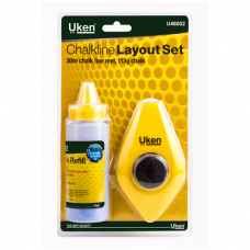 CHALK LINE REEL SET