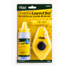 CHALK REEL WITH LEVEL