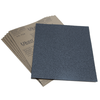 WATER PROOF PAPER  230 MM X 280 MM  100 GRIT