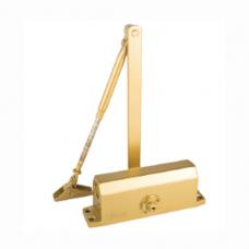 DOOR CLOSER 45-60 KG GOLD