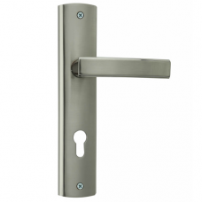 UKEN LEVER HANDLE W/PLATE CLASSIC - 101