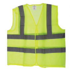 "SAFETY JACKET GREEN MESH -2""RELTR S"