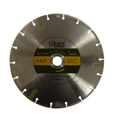 ELECTROPLATING DIAMOND SAW BLADE MARBLE & FRP 105MM