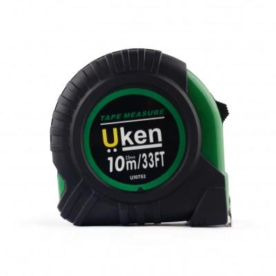 MEASURING TAPE 10 MTR (25MM) GREEN